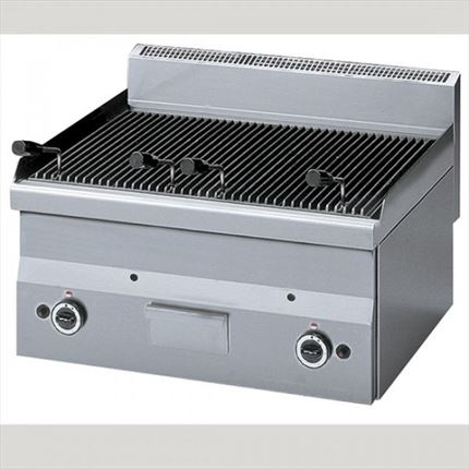 Barbacoa a gas gama 600 Virtus 9
